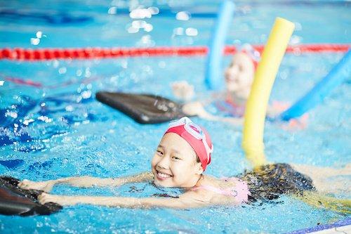 swimming lessons in bishan